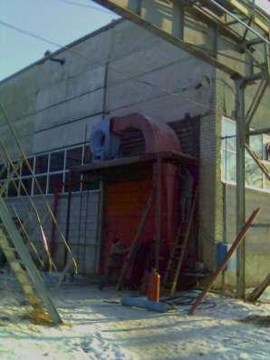 Энергосберегающие воздушные завесы ЗВШ в Екатеринбурге Фото 3