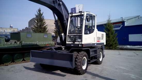 Продам экскаватор TVEX 180W в Новосибирске Фото 1