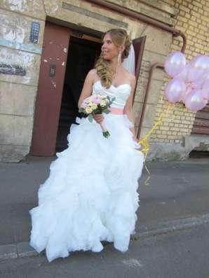 Шикарное свадебное платье в Санкт-Петербурге Фото 2