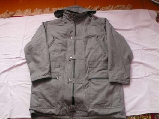 куртка муж. с капюшоном р. 179 104 96