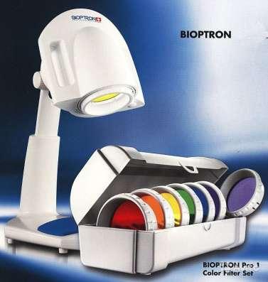 Цветотерапия Биоптрон