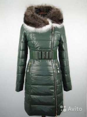 Пальто женское зимнее новое. Размер 50