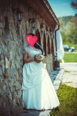 Платье свадебное в Пензе Фото 2