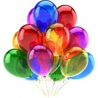 Воздушные шары. Яркое оформление. Забавные фигуры из шаров