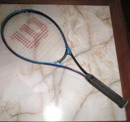 Легендарная теннисная ракетка WILSON EUROPA, ФРГ. в Краснодаре Фото 3