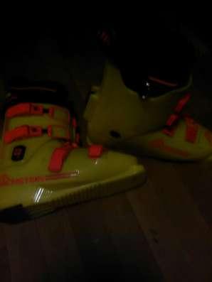 горнолыжные ботинки dachshtain