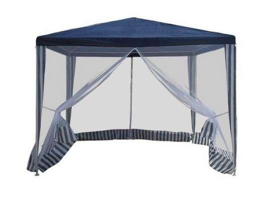 Тент-шатер с москитной сеткой