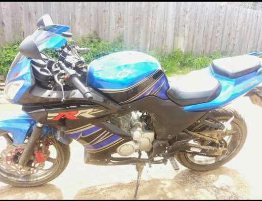 мотоцикл GX-R 250