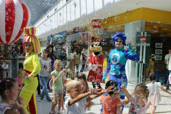 Организация и оформление детских праздников