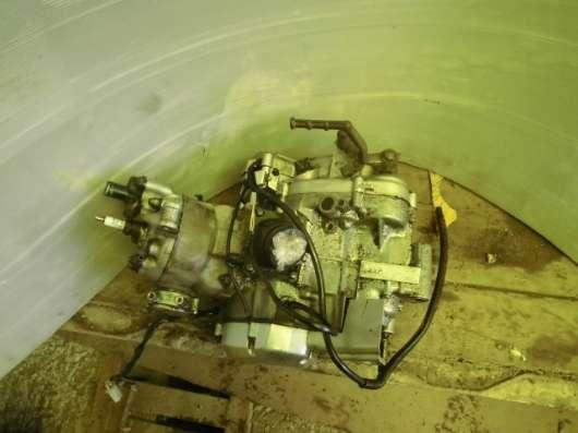 Двигатель YAMAHA DT 200