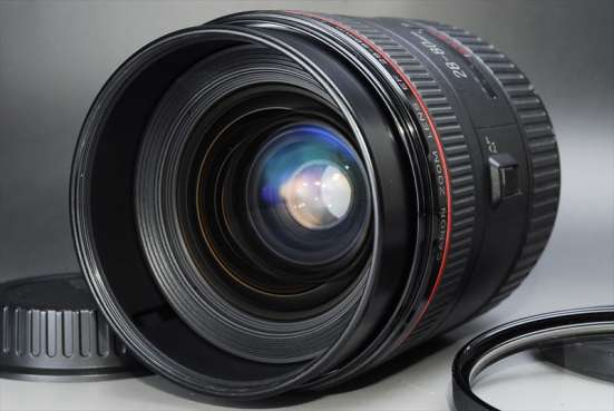 Объектив Canon EF 28-80mm f/2.8-4 L USM в Краснодаре Фото 3