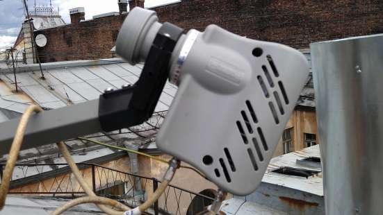 Спутниковый интернет : KiteNet-0.75м. в комплекте. Проверка в Санкт-Петербурге Фото 4