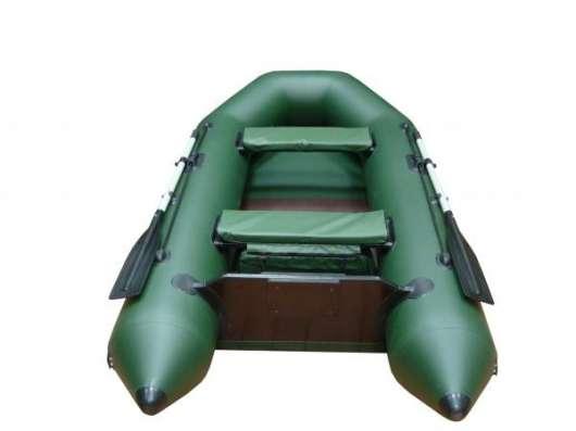 Лодка АКВА-2800 в Екатеринбурге Фото 1