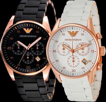 Часы Emporio Armani - олицетворение статуса и успеха чувства