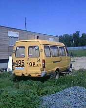 Газель микроавтобус в Барнауле Фото 1
