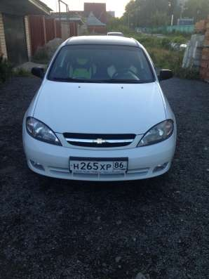 Продажа авто, Chevrolet, Lacetti, Механика с пробегом 68000 км, в Тюмени Фото 4