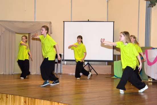 Современные танцы в Новогиреево