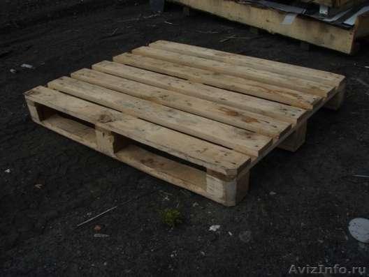 Покупаем деревянные поддоны б/у в Пензе Фото 4