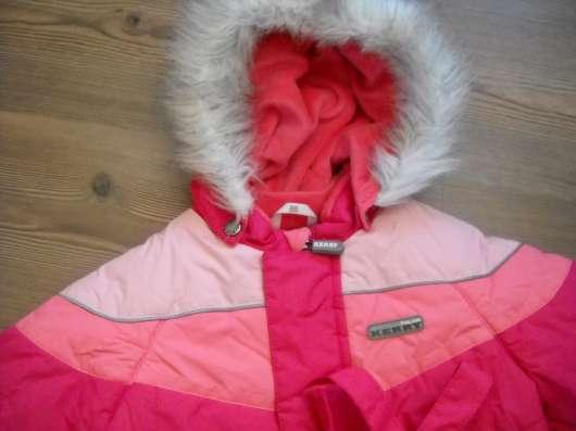 Зимний комбинезон Kerry на девочку 86 см в Химках Фото 1