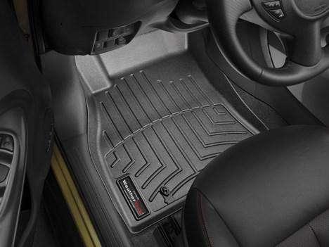 """Коврики салона WeatherTech """"Nissan"""" Juke 2011-"""