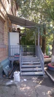 Лестницы из металлоконструкций