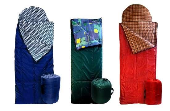 Спальные мешки от производителя