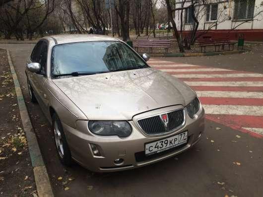 Продажа авто, Rover, 75, Автомат с пробегом 97000 км, в Москве Фото 5