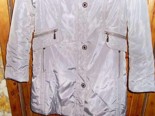 Куртка-пальто на синтепоне