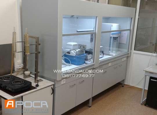 Вытяжные лабораторные шкафы ООО АРОСА Челябинск Фото 4