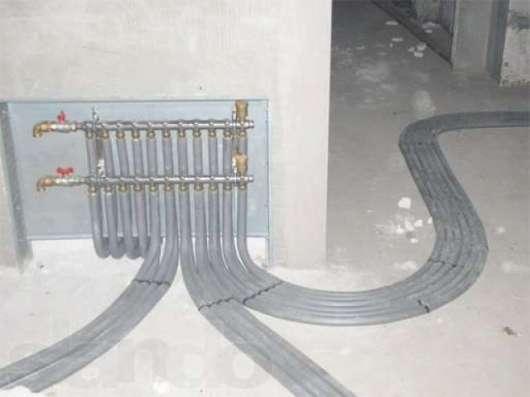 Отопление водоснабжение канализация электрика в Серпухове Фото 1