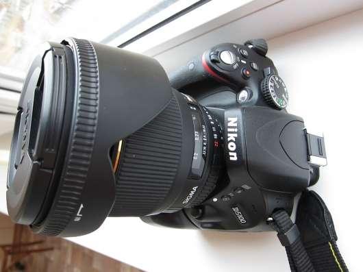 Фотоаппарат Nikon D5100 с любым обьективом