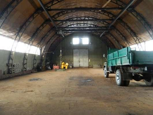 Производственно складская база 1300м2 г.Богородск