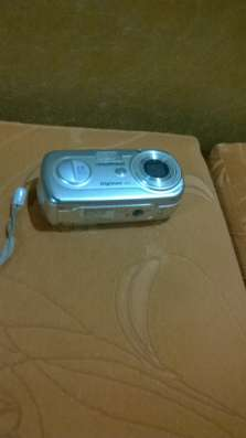 Продаю цифровой фотоаппарат samsung digimax a4 в Пензе Фото 1