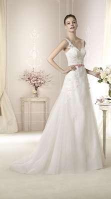 Свадебное платье производство Испания
