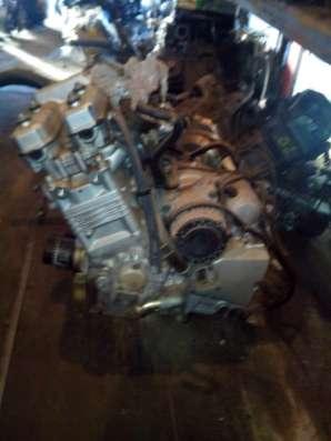 Двигатель YAMAHA YZF 1000R Thunderace