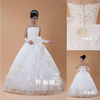 В наличии! Шикарные свадебные платья, НОВЫЕ, 4 шт. Не дорого в Ижевске Фото 2