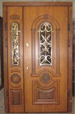 Двери входные металические в г. Львов Фото 4