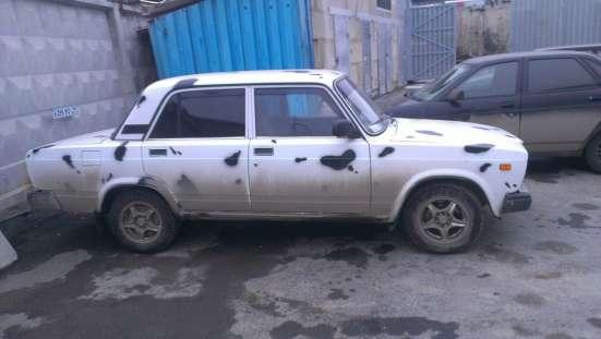 Продажа авто, ВАЗ (Lada), 2107, Механика с пробегом 48000 км, в Екатеринбурге Фото 2