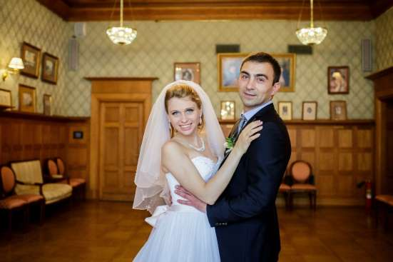 Свадебное платье в Санкт-Петербурге Фото 5