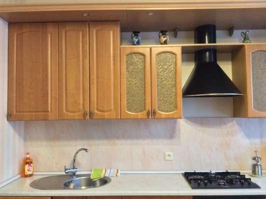Кухня со встроенной техникой в Екатеринбурге Фото 1