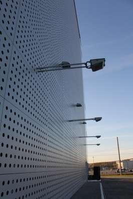 Фасадный морозостойкий пластик Hpl Resoplan-F, панели hpl в Москве Фото 3
