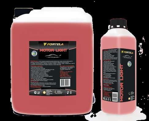 Средство для мойки двигателя - Fortela Motor Light