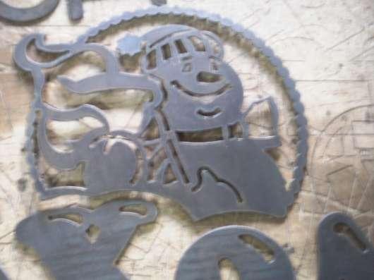 раскрой фанеры, дерева , металла в Омске Фото 1