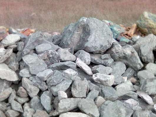 Камень бутовый доставка