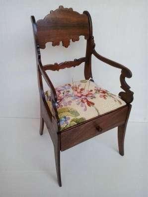 Шкатулка стул-кресло в Москве Фото 1