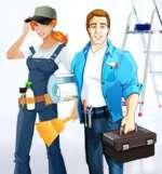 Муж на Час Омск - мелкий ремонт и мужская помощь по дому.