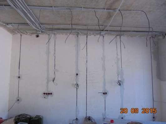 Электромонтажные работы в Красноярске