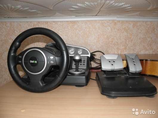 Продается компьютерный руль