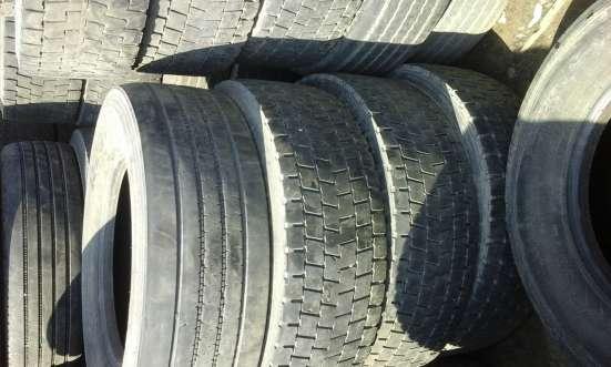 Продам грузовые шины б/у.... в Санкт-Петербурге Фото 1