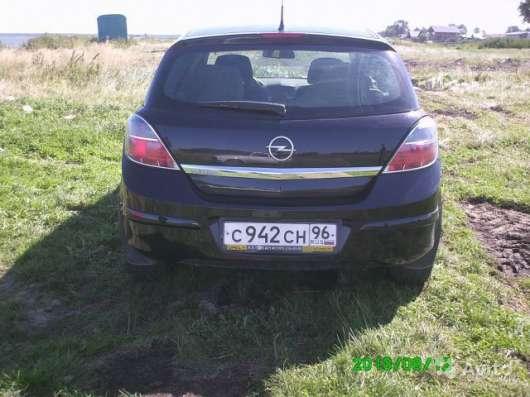 Продажа авто, Opel, Astra, Механика с пробегом 42000 км, в Екатеринбурге Фото 1